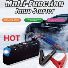 12V car battery charger pocket jump pack roadside emergency jump starter