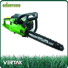 Gasoline chainsaw 4500,gasoline chain saw machine price with CE/EMC/GS certificates