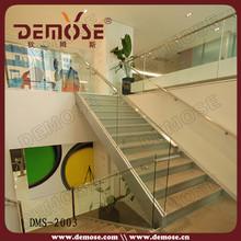 Préfabriquée escaliers extérieurs préfabriquées / escaliers pour les petits espaces