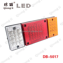 Cost-effective truck LED stop/turn/reverse multi-function led truck tail light