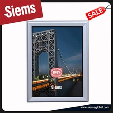 Siems Aluminum Alloy Snap Frame picture frame extrusion profiles aluminum