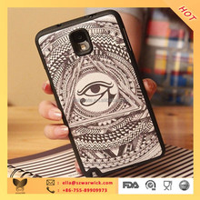2015 lastest hot phone case for sumsung note3, silicone fashion phone cases wholesale
