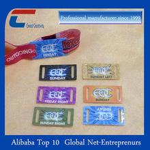 Business Souvenir slide lock wristband