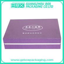 caja de papel personalizada a los modelos decorativos