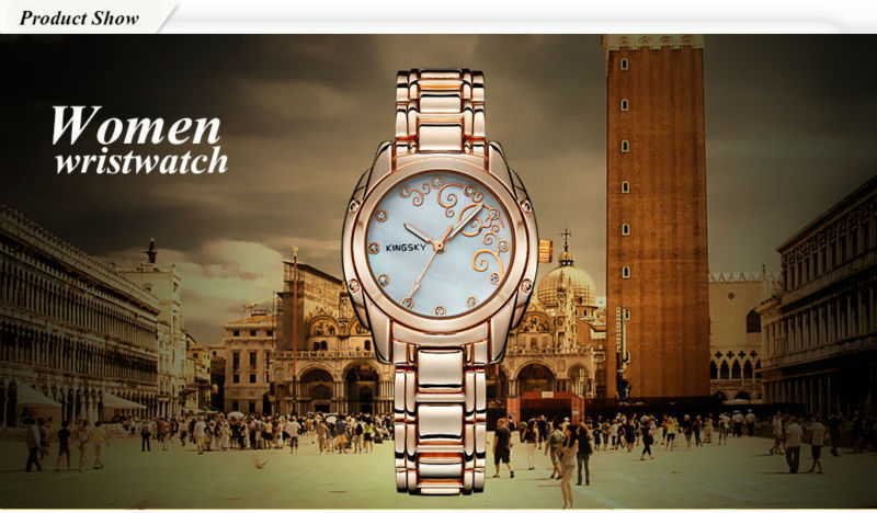 2015 new water resistant fancy watches women fashion sport watch