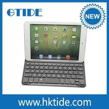 Smart Wake/Sleep Magnetic Clips Built-in Stand Keyboard Bluetooth For Ipad Mini