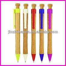 Senior promotional bamboo pen recycled ballpoint pens