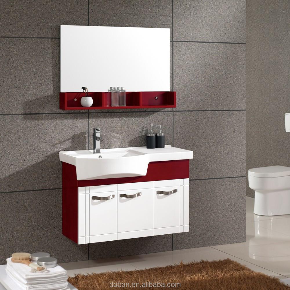 baratos parede pvc armário de banheiro pequeno made in chinaPenteadeiras par -> Armario Para Banheiro Pvc