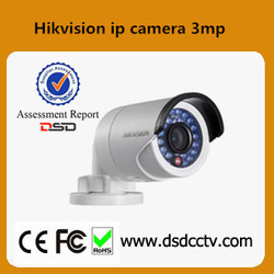 DS-2CD2032-I Hikvision 3MP IR Bullet Network small POE ip camera