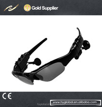 Outdoor smart wear of sunglasses with wireless sun glasses imitations with wireless calling free your hand