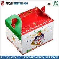 Birthday gift box cake packaging box for children