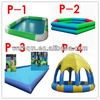 large/giant inflatable pool