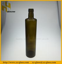 Dorica olive oil glass bottle