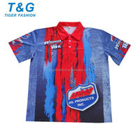 2015 new style sublimated jersey motocross