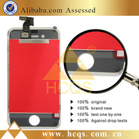 chinese manufacturing companies Assembly Repair parts Mobile Phone for iphone 4s lcd screen with foxconn quality