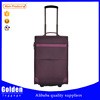 Ladies fashion bag travel luggage spinner 4 wheels luggage set high quality vintage trolley luggage