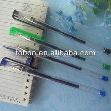 HOT SELL Professional Gel ink pen, milky gel pen, glitter gel ink pen
