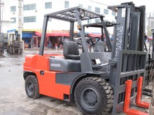Toyota forklifts 5ton for sale