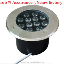 IP65 12 W 100% waterproof led outdoor wall lamp from 5 Years Qualify factory Free samples