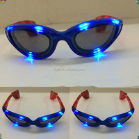 newest item 2016 fashion led sunglass for party event China manufacturer