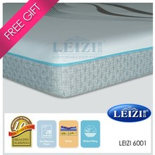 Luxury Bedroom Sets Visco Gel Memory Foam Mattress From China LEIZI6001
