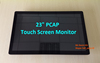"HDF 23"" interactive pcap multi touch screen monitors for electronic automated roulettes"