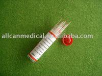 Glass Capillary Tube Sodium heparinized