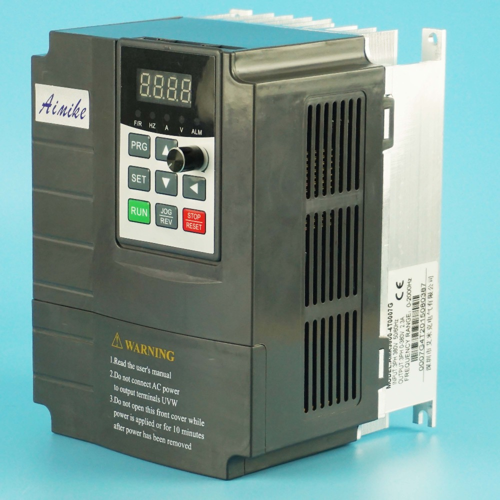 132kw variable frequency ac drives three phase ac motor for Three phase motor speed control