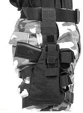 military use leg gun holster for self defense device