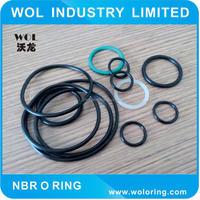 black NBR o ring