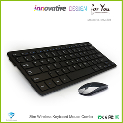 Multifunction wireless keyboard mouse combo for android tv box laptop pc
