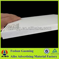 closet board pvc foam board for ship inner decoration