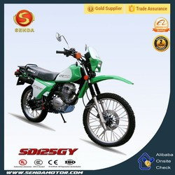 Chongqing New Style 125cc Off Road Motorcycle Dirt Bike SD125GY