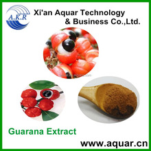 High Quality Guarana Seed Extract 5:1 10:1 ISO& GMP Factory Sciphar Free sample