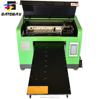 Hot sale A3 flatbed pen printer / golf ball printer /flat glass printer (good quality ,cheap price)