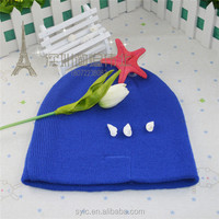 2015 new style custom acrylic knitted hat and cap