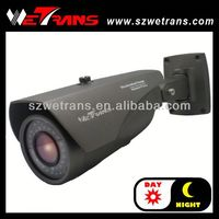 """WETRANS 1/3"""" Sony CCD night vision outdoor security camera cover"""