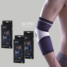 wholesale America Q7 Far-infrared elbow pads absorb moisture breathable elbow support wraps