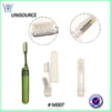 Hotel Foldable Cheap Disposable Toothbrush with Toothpaste