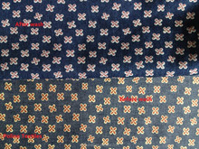 4.5oz 58/60 print denim fabric