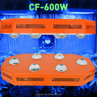Greenhouse use Hydroponics 300W LED Grow Lamp/LED Light Panel Increase Yield Of Plant