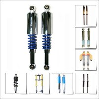 OEM all type for motorcycle rear air shock absorber,rear shock absorber for pajero
