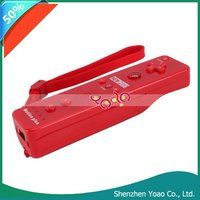 Hot Sale! For Wii Remote Plus Red