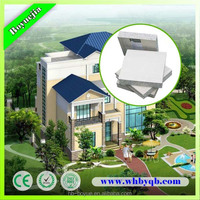 New Hot!!!Eco-friendly insulated lightweight cement sandwich wall panel /green building materials(Professional Manufacturer)