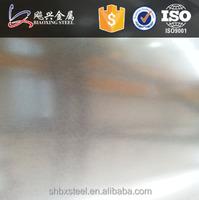 Suitable DX51D Density of Galvanized Steel Sheet Price