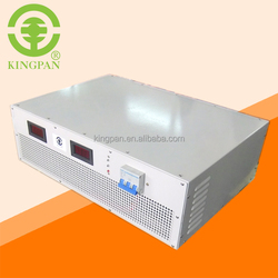 60V/ 100A 90 percent efficiency 9000w lithium battery charger for UPS uninterruptible power packs