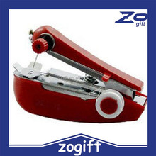 ZOGIFT pocket sewing machine hand stitch manual mini sewing machine