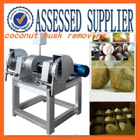 China Coconut Shell Removing/Coconut Cutting Machine