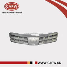 Car Grilles Grey With Nissans Emblem 62310-CJ000 For Livina Car Body Parts