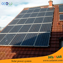 25years power output guarantee on solar panel 5KW 6KW 8KW 10KW solar home system,High efficiency 320W Mono solar panel for house